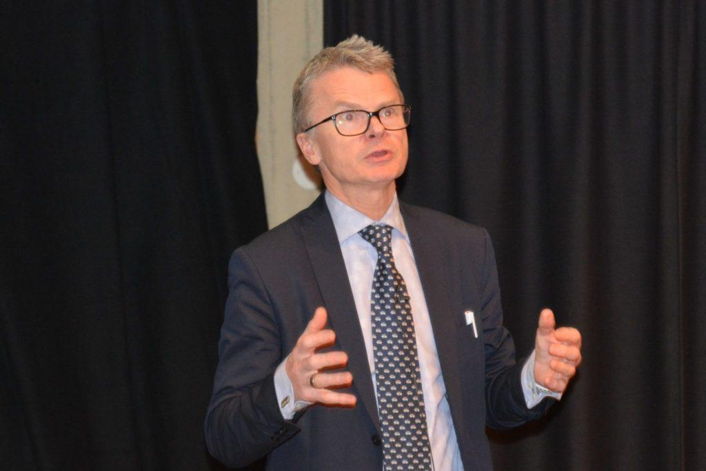Lars Helle sjefredaktør for Stavanger Aftenblad