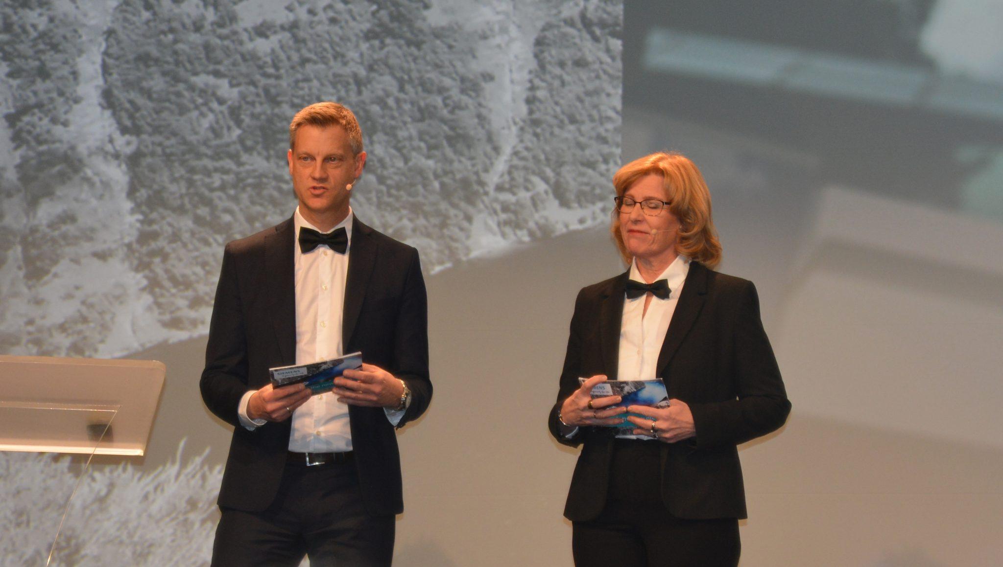 Bjørn Einar Brath og Anne Marit Panengstuen
