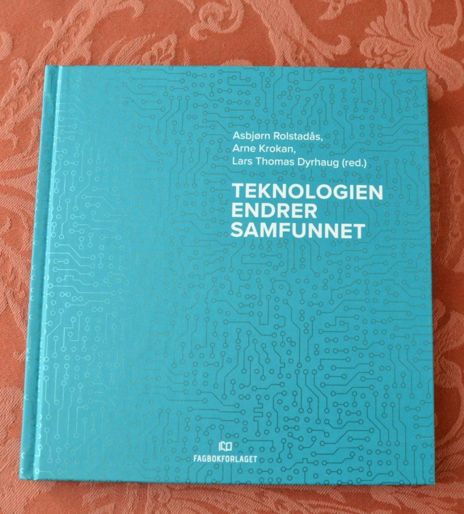 """NTVAs nye bok """"Teknologien endrer samfunnet"""""""