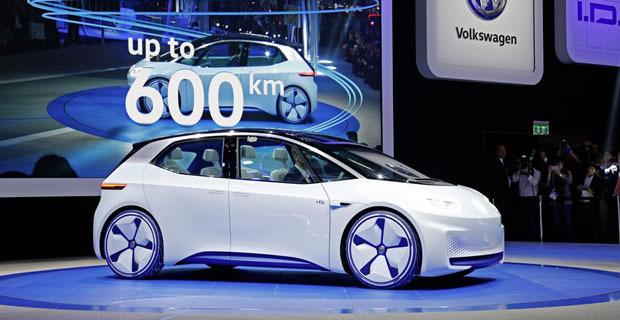 Elektrisk Volkswagen