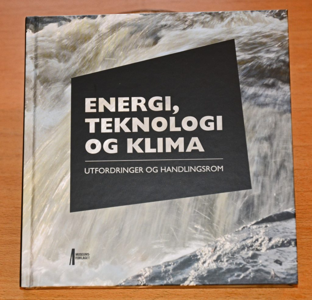 NTVAs nye bok energi, teknologi og klima