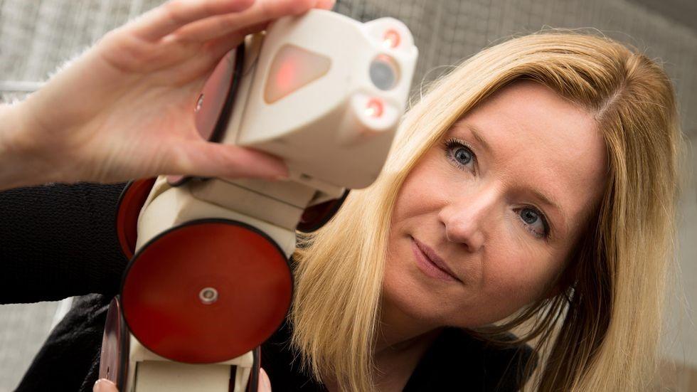Kristin Pettersen som ble utnevnt til fellow i den viktigste internasjonale organisasjonen for IKT og elektronikk