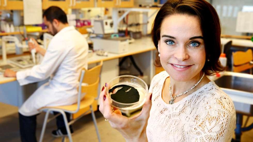 NTVA-medlem og professor i Uppsala Maria Strømme