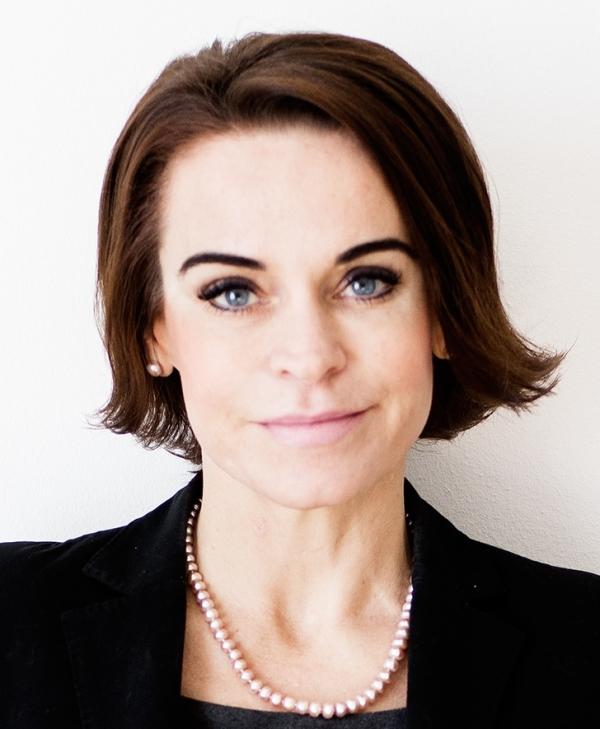 Maria Strømme, professor ved Uppsala universitet