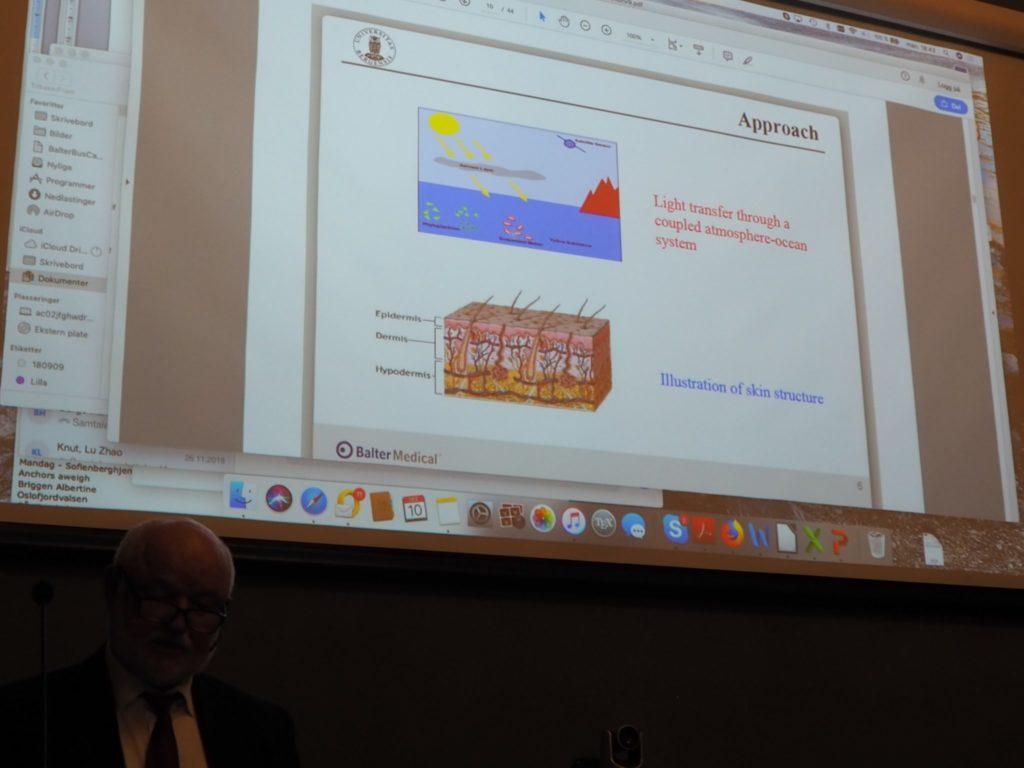 PowerPoint lysbilde