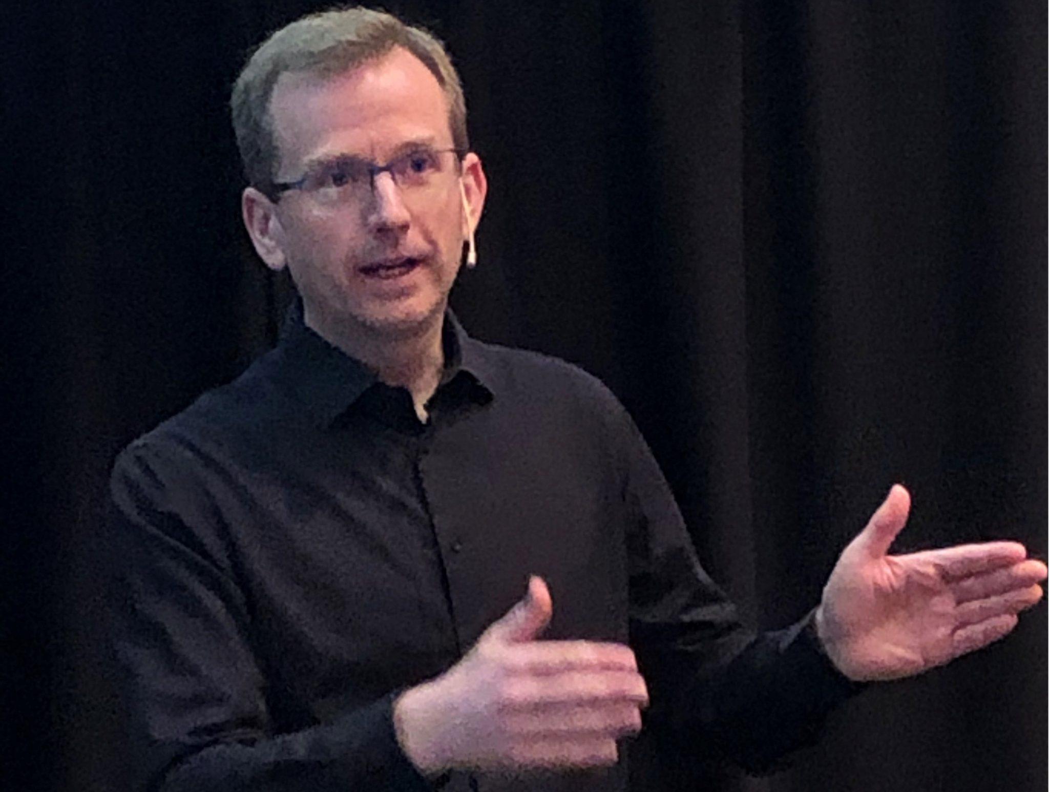 Prof Hein Meling redegjør for blokkjeder og deres anvendelsesmuligheter