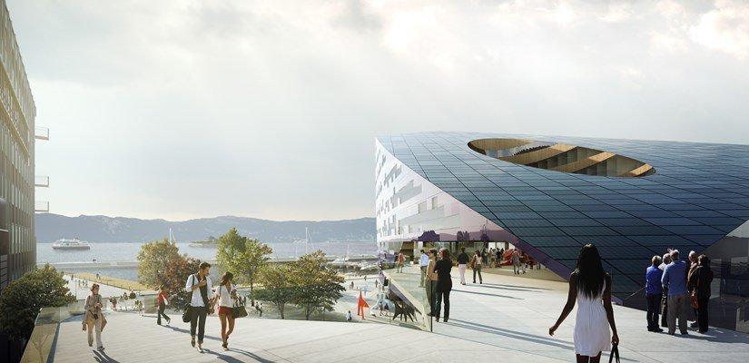 Powerhousebygget i Trondheim