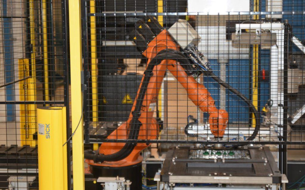Robot i arbeid